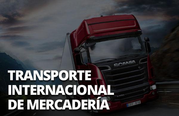 Transporte Internacional de Mercadería