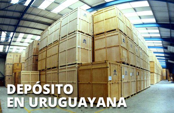 Depósito en Uruguayana